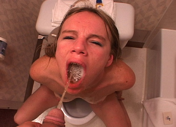 sicflics kinky slut loves piss